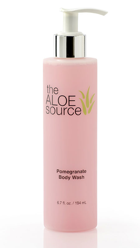 Pomegranate Body Wash-465