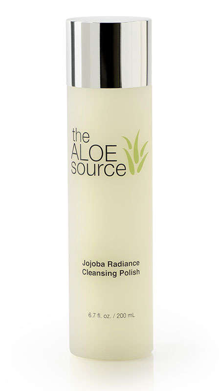 The Aloe Source Jojoba Radiance Cleansing Polish