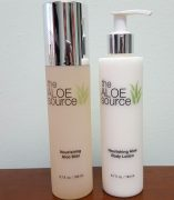 Nourishing mist and lotion