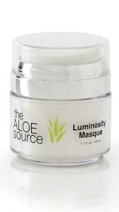 The Aloe Source Luminosity Masque